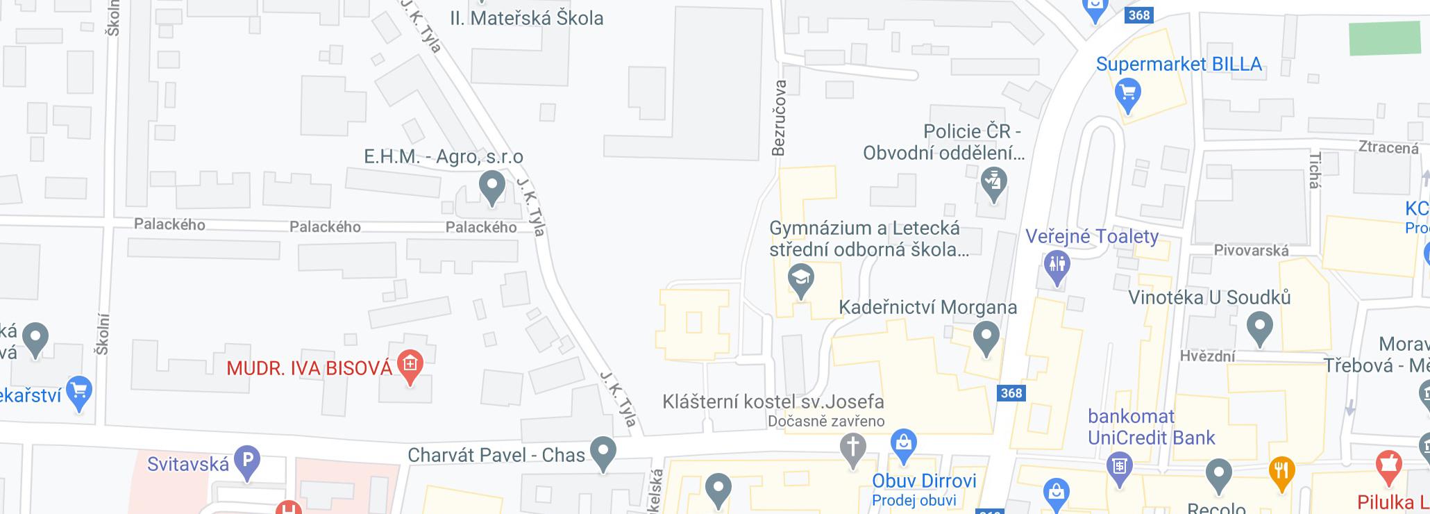KSMT Moravská Třebová