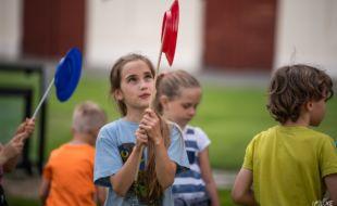 Rozmarné léto – Cirkusová pohybová dílna pro rodiče a děti