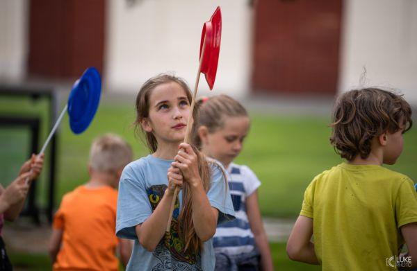 Cirkusová pohybová dílna pro rodiče a děti