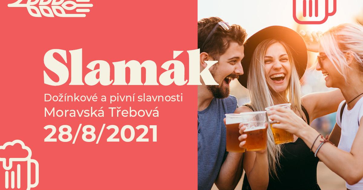 Slamák – Dožínkové a pivní slavnosti