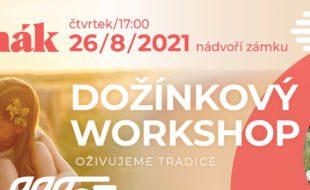 Dožínkový workshop